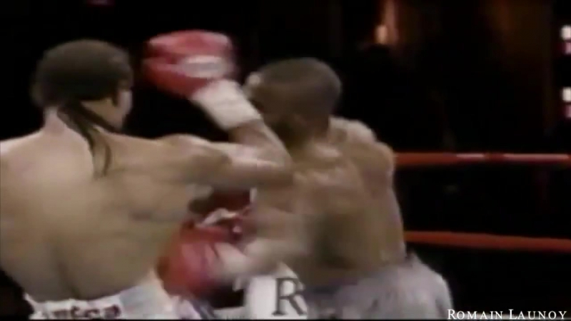 Roy Jones JR Legend - Can't Be Touched_HD