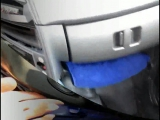 Шумоизоляция моторного щитка Ваз2115,(проклейка) панели приборов и всего пластика автомобиля (hd720 [mp4])