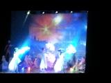 Световое шоу Делириум