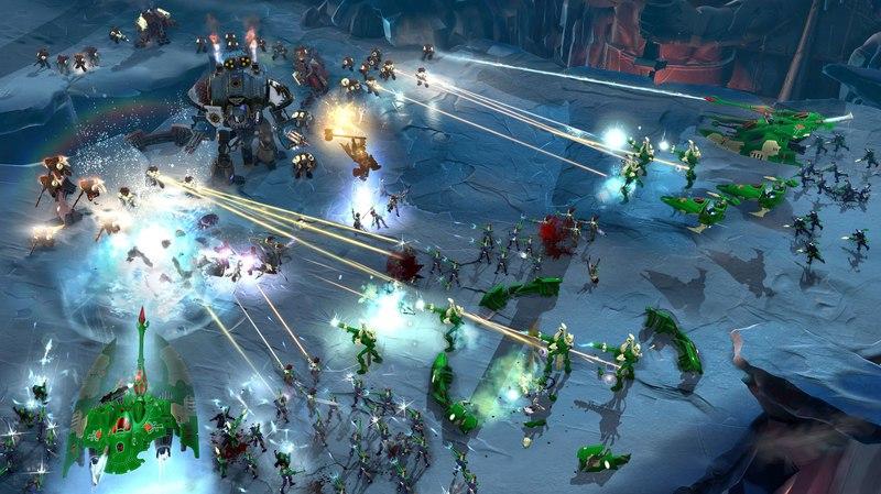 Warhammer 40,000: Dawn of War 3 (2017) PC - Скриншот 3