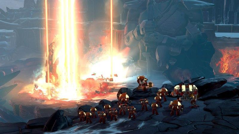 Warhammer 40,000: Dawn of War 3 (2017) PC - Скриншот 1
