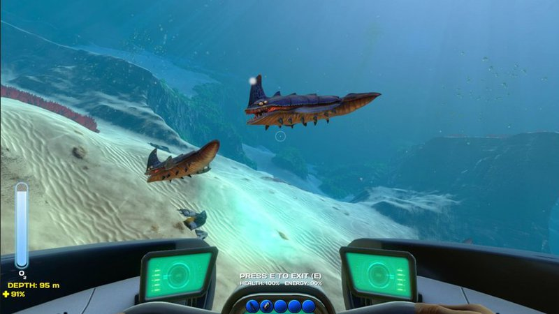 Subnautica (2016) PC | Lossles RePack - Скриншот 2
