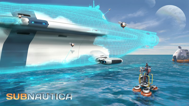 Subnautica (2016) PC | Lossles RePack - Скриншот 1