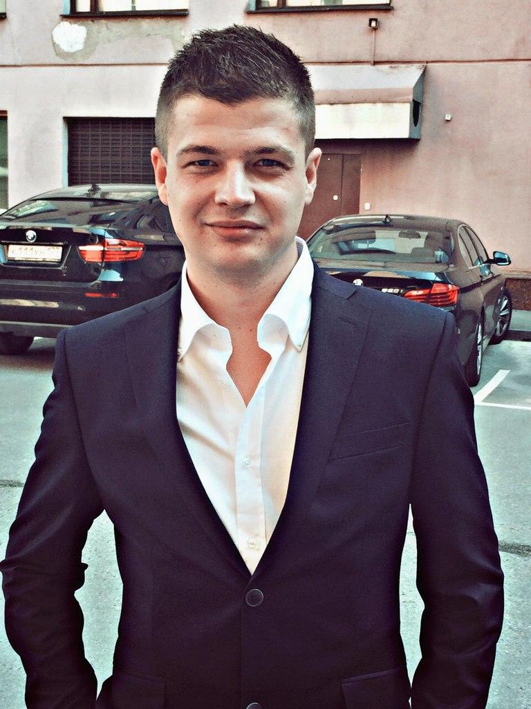 Олег Наумов, Москва - фото №1