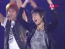 Super Junior - Dancing Out, U, Mnet! Special 26.12.2006