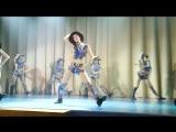 Осенняя премьера - Ковбойский танец