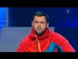 КВН 2012 - Рэп о любви, Камызяки, Андрей Скороход