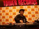 DJ Koco - Record Store Day in-store live (Tower Records, Shibuya)