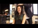 Kenneth Siu - Long Hair blow dry