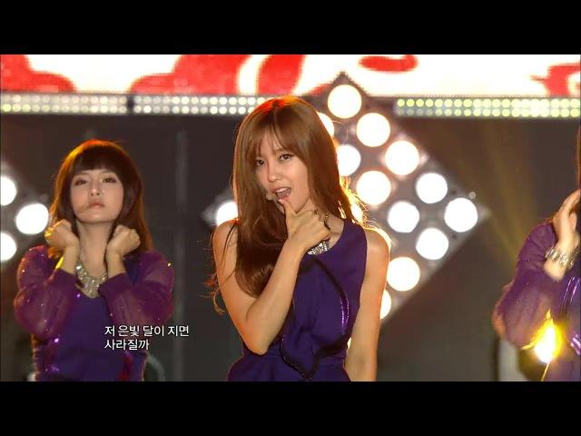 【TVPP】T-ara - DAY BY DAY, 티아라 - 데이 바이 데이 @ Show Music core Live