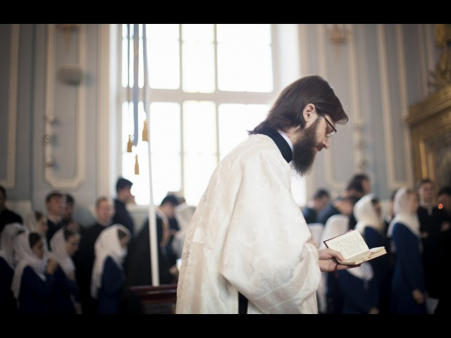 Хиротония во пресвитера иеродиакона Луки / The ordination of the presbyter hierodeacon Luke