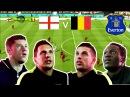 Lukaku Mirallas v Barkley Jagielka - Everton | 2014 FIFA WORLD CUP
