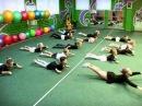 Детская фитнесс - зарядка для малышей!