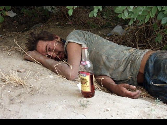 Алкоголизм. Смотреть всем!