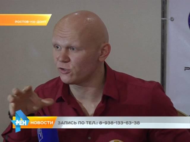 Рен тв-Ростов о Науке Выживать С ЭДОМ ХАЛИЛОВЫМ