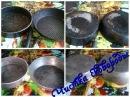 Как очистить сковороду от сильного нагара и жира снаружи в домашних условиях с п...