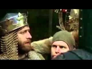 Монти Пайтон черный рыцарь (русский перевод)