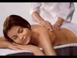 Техника массажа спины - как делать массаж