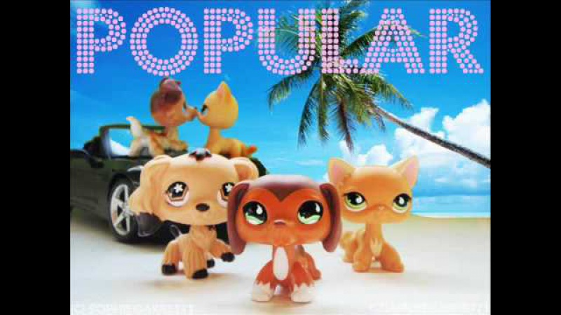 Littlest Pet Shop Popular A High School Drama Sneak Peek