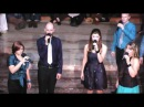 Bach aria 4° corda Swingle Singers
