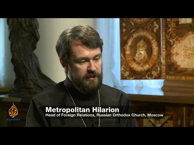 Metropolitan Hilarion Unholy conflict