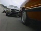 1988 B3 Audi 80 Demo Drive tape