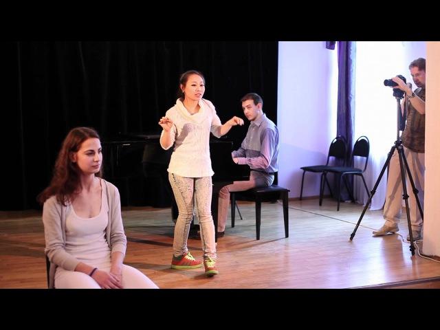 TODD актёрский кастинг Москва 5 и 6 июня 2012
