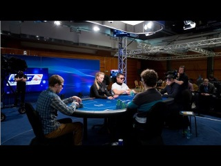 ЕПТ 12 Прага 2015. Главный турнир по покеру. Финальный стол онлайн. Часть 3