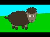 Детские Песни - про овечку - мультики для самых маленьких