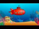 Развивающие мультфильмы для детей от 1 года от 3 лет. Учимся читать по слогам скла...