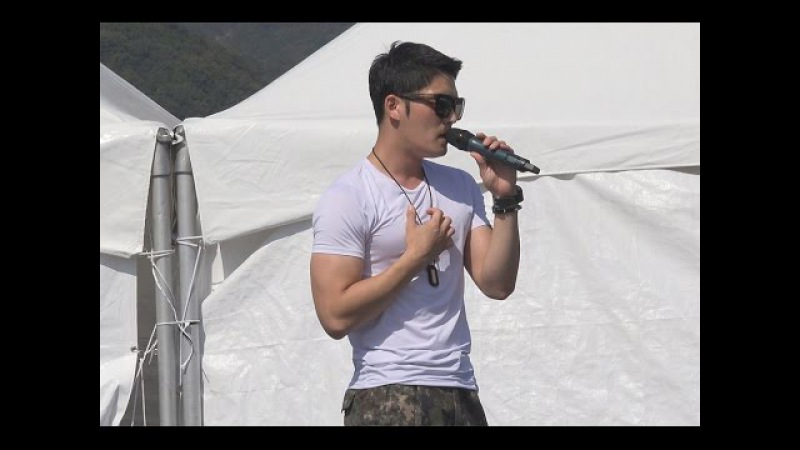 JYJ Jaejoong @ One Kiss - Ground Forces Festival Oct 6th, 2015