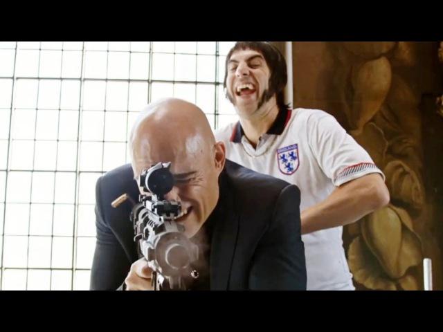 Братья из Гримсби - Русский Трейлер 2 (2016)