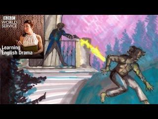 BBC Short Dramas - Frankenstein 9 (transcript video)