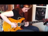 Hysteria (Muse) Guitar Cover - Amy Lewis