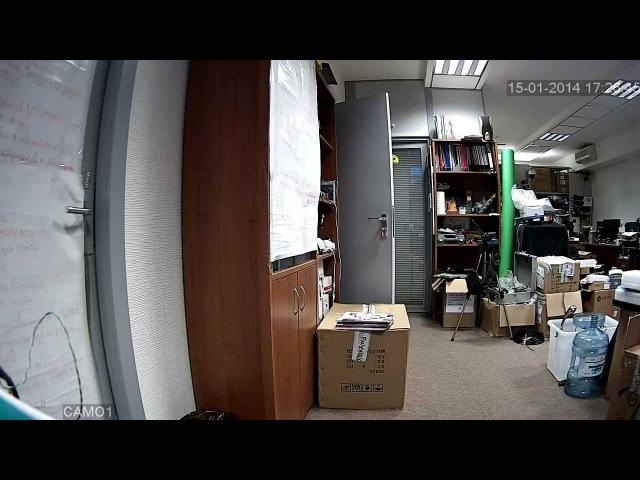 Запись Full HD видео с IP-камеры Polyvision PN2-M2-V12IRxxxx на базе матрицы Sony Exmor