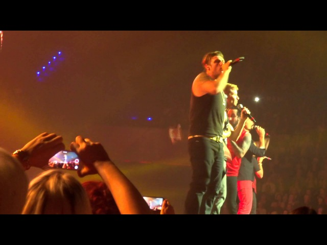 Backstreet Boys - Show 'Em What You're Made Of (live in Perth)