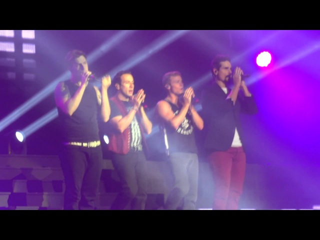 Backstreet Boys - We've Got It Going On (live in Perth)