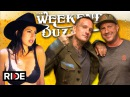 Kris Markovich Neal Mims: Gator's Car, Looting, Polo Model, Rosa! Weekend Buzz ep. 104 pt. 2