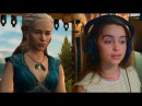 Актеры об игре Game of Thrones A Telltale Games SeriesRUS SUB