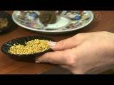Пыльца и перга - полезные свойства