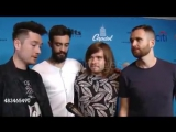 Interview - Bastille at Capitol Congress 2015