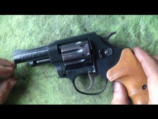 Револьвер под патрон Флобера снайп-3