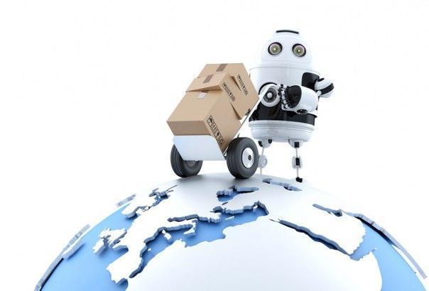 В Лондоне появились первые роботы-курьеры
