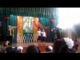 песня посвещеная городу алматы!!!! а исполнении айданы и тогжан!!!! сам концерт посвещен празднеку наурыз!!!!!