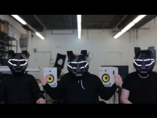 Black Tiger Sex Machine x Lektrique