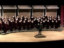 Witness arr Jack O'Halloran Gustavus Choir Gregory Aune Conductor