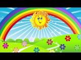 Лучшие музыкальные мультики для малышей - мультконцерт. Выпуск 1 / Music video for bebies. Наше всё!