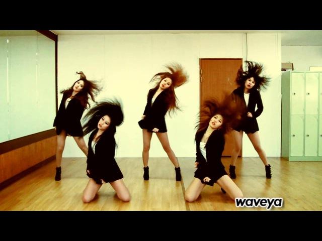 Waveya - Christina Aguilera GLAM choreography by Waveya Ari