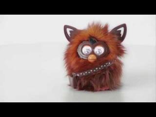 Ферби Фурбакка (Фербакка) / Furby Furbacca (обзор)