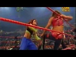 lita debra stephanie and stacy raw 11.5.2001. - Video Dailymotion